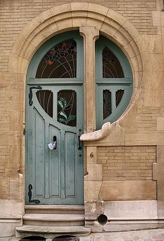 1. door