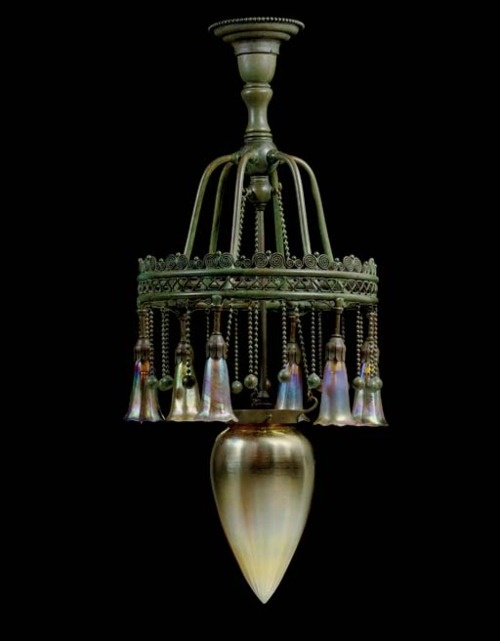 tiffanny chandelier