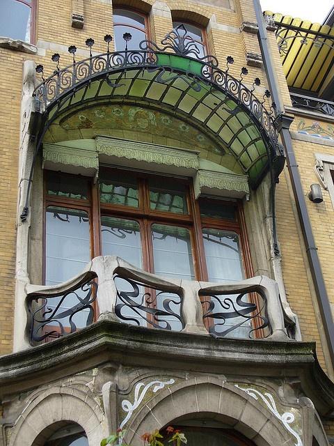12. architecture Antwerp