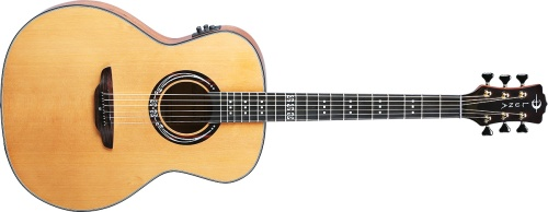 Luna's Craftsman Guitar