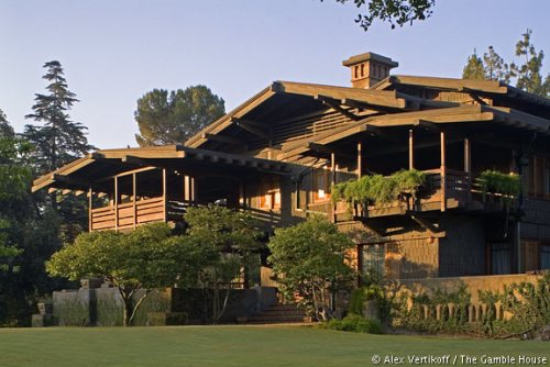 Gamble House 1