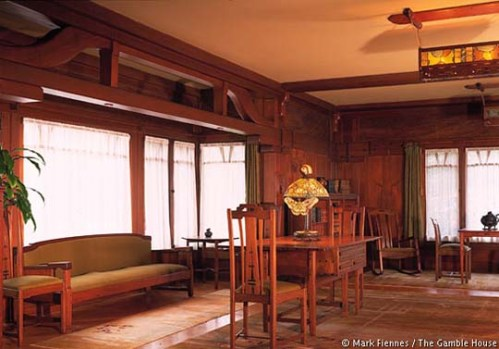 Gamble House Interior 1