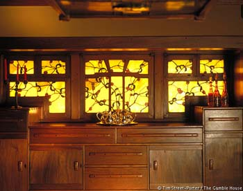 Gamble House Interior 2