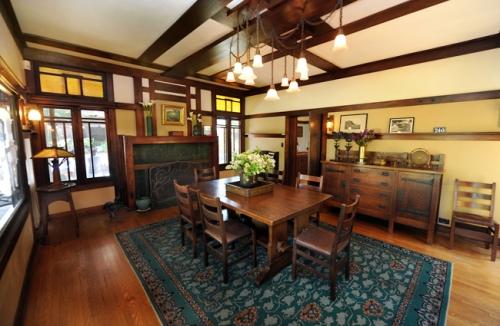 Greene & Greene Duncan-Irwin House