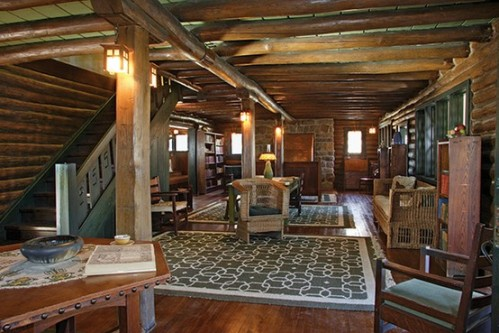 Gustaf Stickley Home