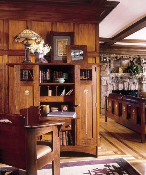Gustaf Stickley Home 2