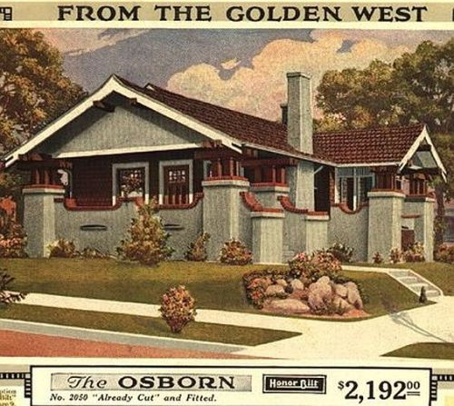 Advertisement for small Bungalow