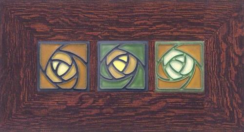 Dard Hunter Tiles