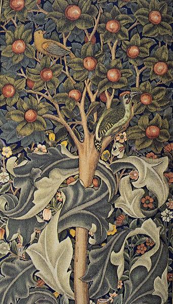 William Morris Birds Tapestry