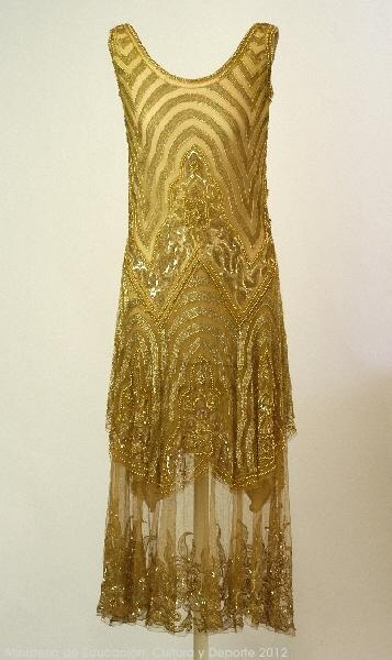 1920's ~The Costume Heritage Museum ~ Madrid