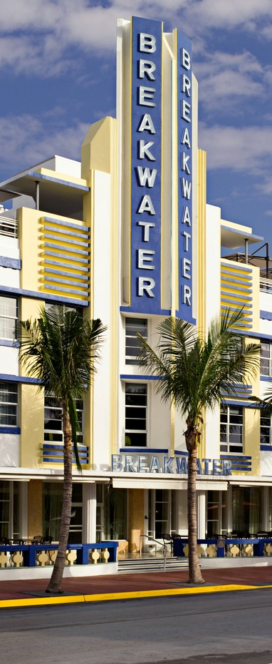 classic South Beach