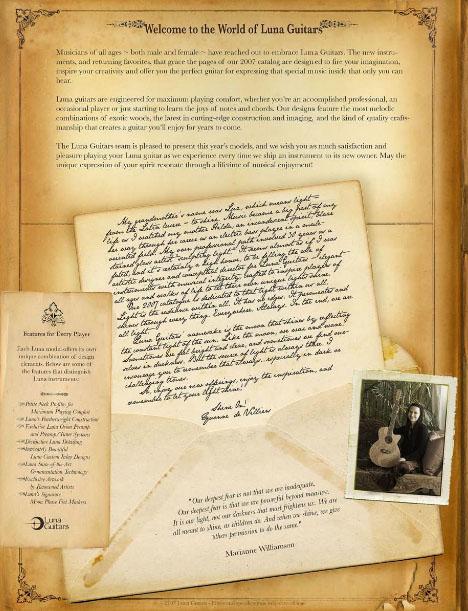 2007 Letter
