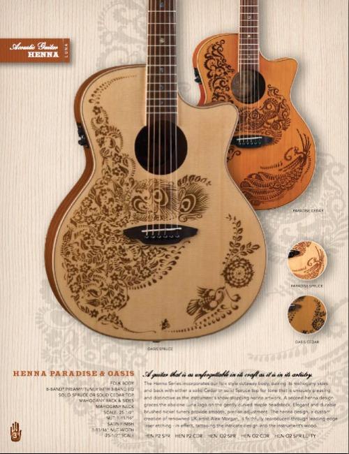 2012 Henna feature