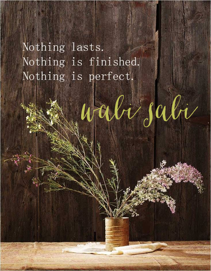 Wabi Sabi Finding The Beauty In Imperfection Luna