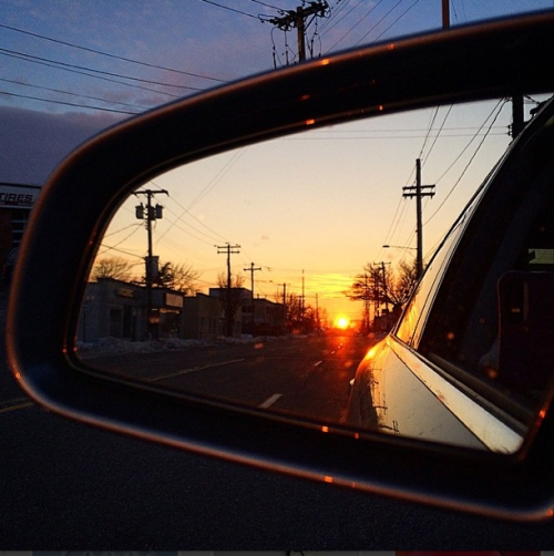 4AN rearview