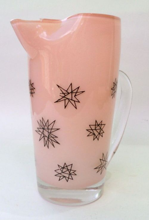 pink martini pitcher